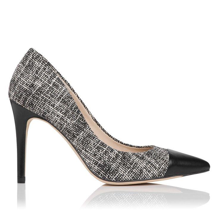 TWEED TREND - Drew Shoes, £180, LK Bennett http://www.lkbennett.com/