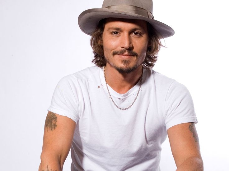 """John Christopher """"Johnny"""" Depp II is an American actor, producer, and musician. He has won the Golden Globe Award and Screen Actors Guild Award for Best Actor.  Born: June 9, 1963 (age 53 years), Owensboro, KY Height: 5′ 10″ Spouse: Amber Heard (m. 2015–2017), Lori Anne Allison (m. 1983–1986) Children: Lily-Rose Depp, John Christopher Depp III"""