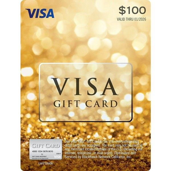 Visa gift card 25 pinterest itunes 100 visa gift card plus 595 purchase fee 100 liked on negle Gallery