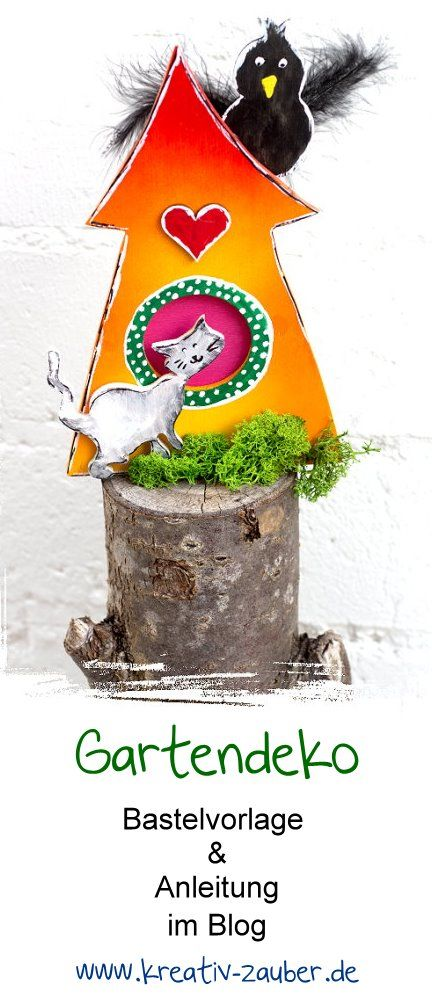 Uhrzeiger basteln vorlage  27 besten Gartenzauber Bilder auf Pinterest   Kreativ, Vorlage und ...