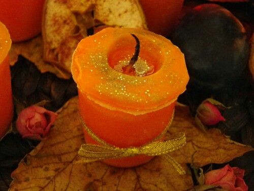 The Kingdom of White Witch's Candles