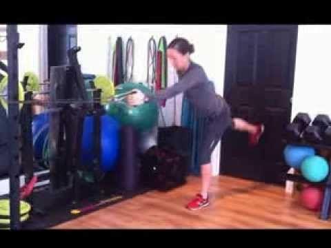 Circuit de musculation hors saison triathlon et course à pied Studio d'endurance Aequilibrium - YouTube