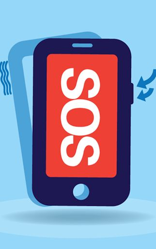 Do you always worry about the safety of your loved ones as well as your own safety? Worry no more because SOS Application is now out in the market. <p>This SOS App allows you to send SOS message to three of your predetermined contacts about your current location and tracking information through push message. You don't have to open the App because it works even if the screen is locked. Just simply press the Power button five times and they will receive your SOS message in no time.<p>SOS App…