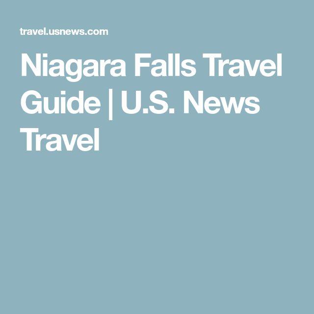 niagara falls canada travel guide