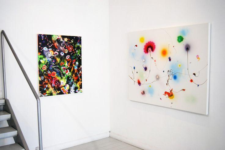 Thierry Feuz  Solo Exhibition  Galleri Christoffer Egelund