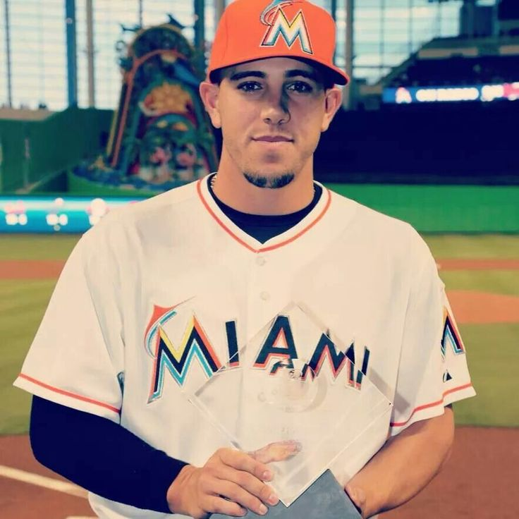 2013 NL Rookie Of The Year, P Jose Fernandez
