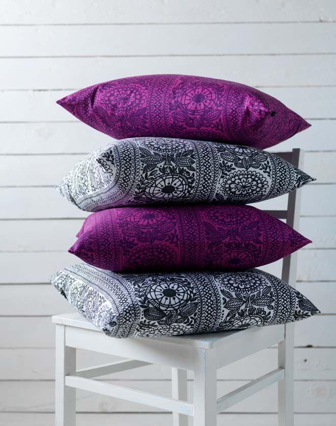 Taimi Decorative Cushion Cover - Finlayson. Finland.