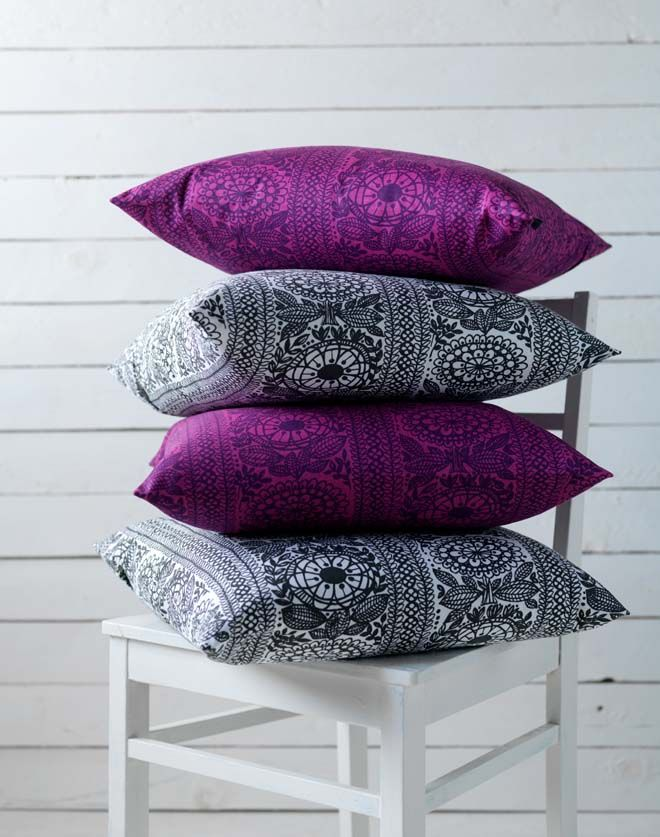 Taimi Decorative Cushion Cover - Finlayson. Finland.