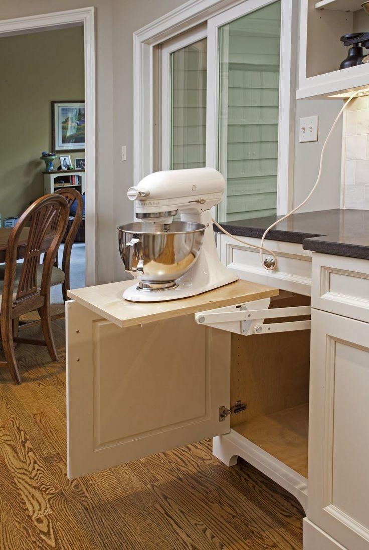 Small Kitchen Decorating Ideas With Natural Birch Kitchen ...