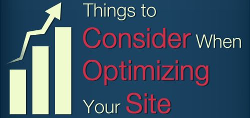 Things To Consider When Optimizing Your Site #conversions #optimizing #website