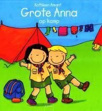Grote Anna op kamp - Kathleen Amant