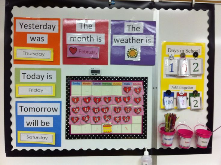A Differentiated Calendar Routine. One of the most important life skills we…
