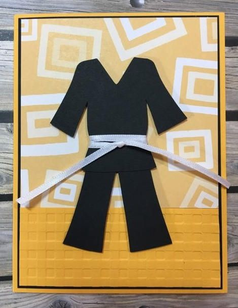 Simplyperfectcards on etsy karate gi martial arts handmade greeting simplyperfectcards on etsy karate gi martial arts handmade greeting card karate card m4hsunfo