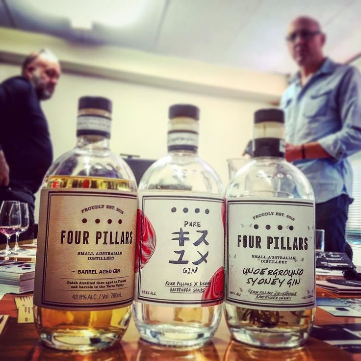Cheers @fourpillarsgin for the cool tasting of the range of gins the other day in Auckland. Look forward to catching up at #juniperloozamelbourne