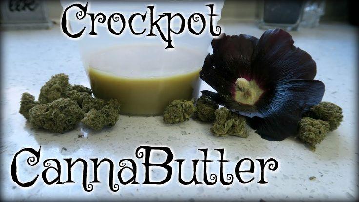 How to make crockpot cannabutter my magical butter