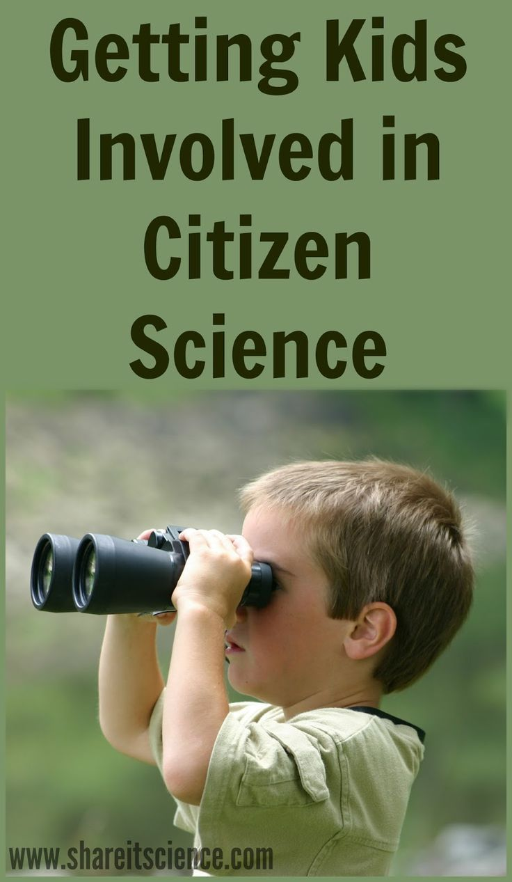 Citizen Science is an awesome way to participate in real scientific research. You'll find lots of ideas here. Excellent for families, schools, homeschool.