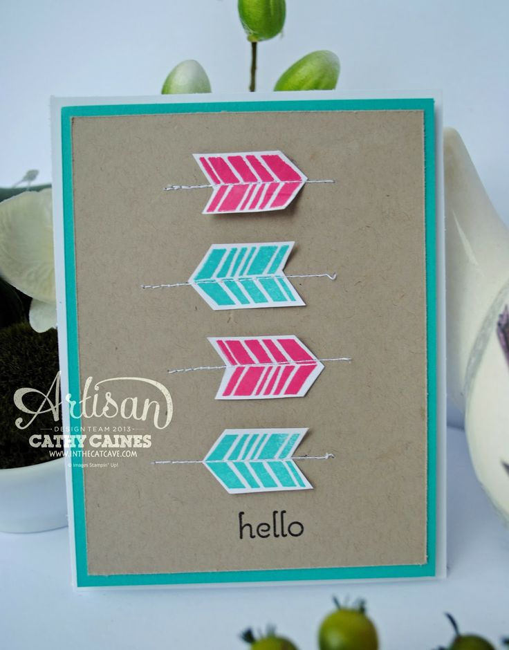 Leadership Display Boards Day 7: Petal Parade by Cathy Caines @Stampin' Up!