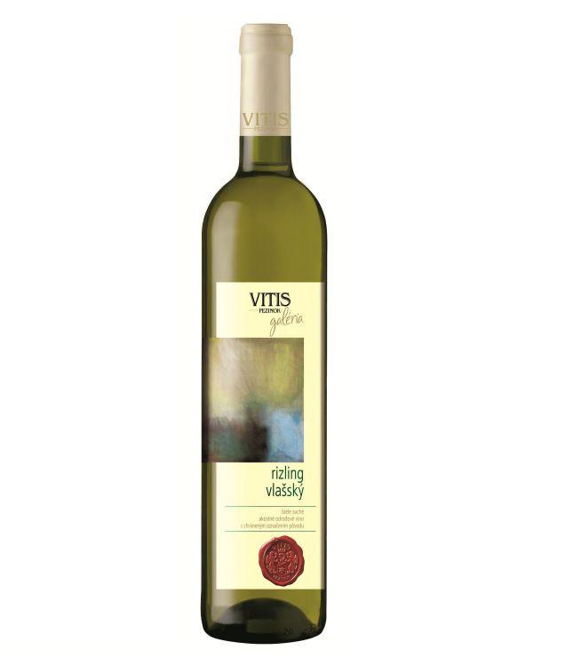 Vino Vitas galeria - ryzling vlassky - WELSCHRIESLING - Slovak Import Company