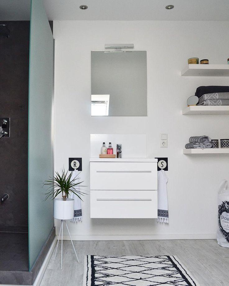 auch im badezimmer d rfen pflanzen nicht fehlen h bsches gr n schafft eine atmosph re zum. Black Bedroom Furniture Sets. Home Design Ideas