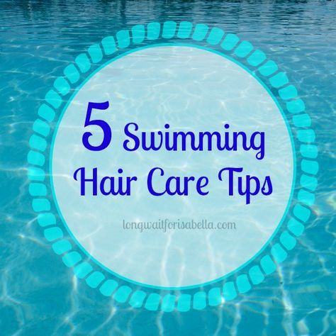5 Swimming Hair Care Tips (hair care tips for beach and pool swimming)