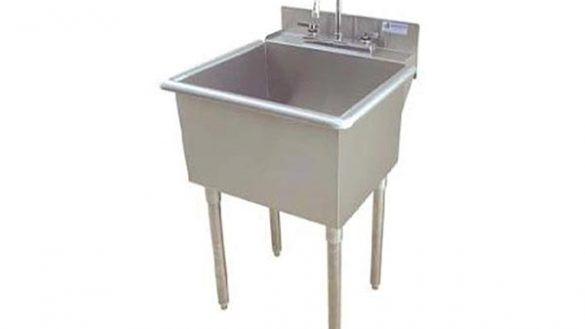 Best Choice Of Free Standing Sink On Stainless Steel Sinks Dsm Fabrication Fayeflam Free Free Standing Sink Stainless Steel Sinks Free Standing Sink Bathroom
