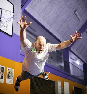Court Theatre in Christchurch produces some very funny plays like King of the Gym