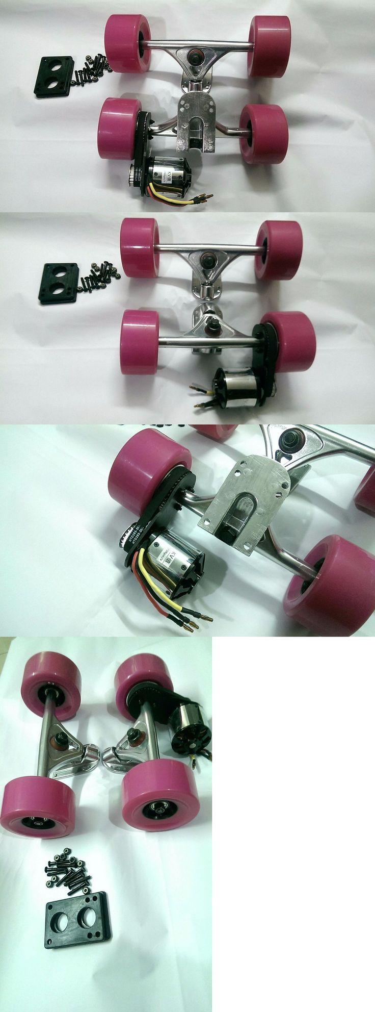 Other Skateboard Parts 159076: Diy 2900W Electric Longboard Parts Drive Kit 97Mm Wheel 8Truck C6374 Motor -> BUY IT NOW ONLY: $130.0 on eBay!