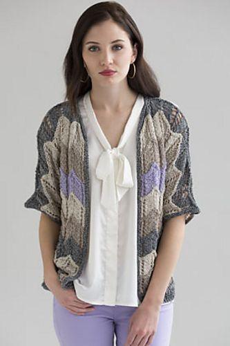 Ravelry: Renata Cardigan pattern by Teresa Chorzepa