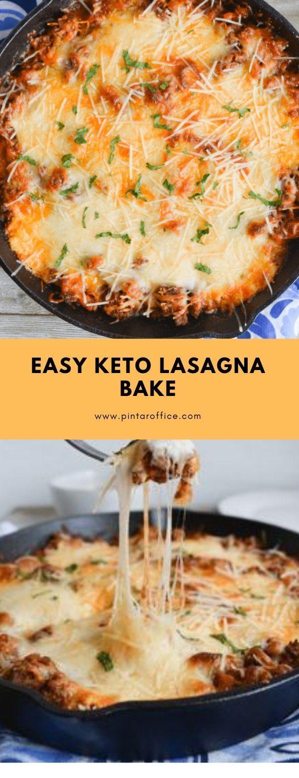 Easy Keto Lasagna Bake Keto Lasagna Keto Lasagna Keto Recipes Easy Recipes