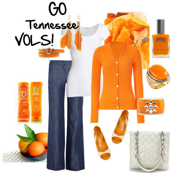 Go Tennessee Vols!! I love the accessories in this one-- and they're affordable!!