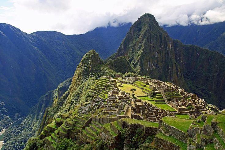 Le Machu Picchu, au Pérou !