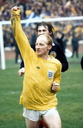 Jimmy Johnstone Scotland 1974