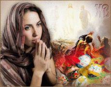 """Есть особая молитва, которая помогает даже безнадежно больным. Называется она """"От трех смертей"""" и читать ее надо накануне Пасхи"""