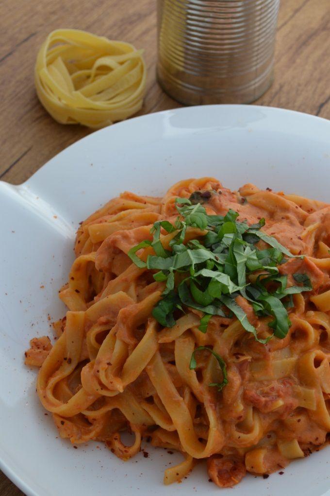 One Pot Pasta Thunfisch (2)