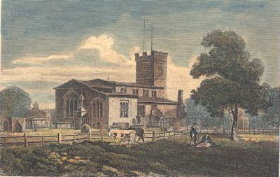 St Mary's Finchley