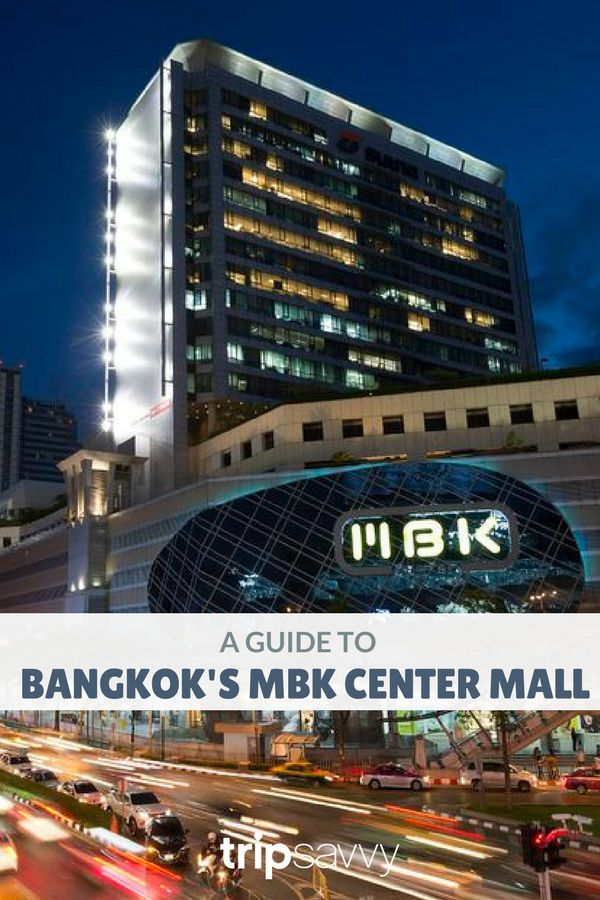 Mbk Center Is Bangkok S Notoriously Frenetic Mega Mall That
