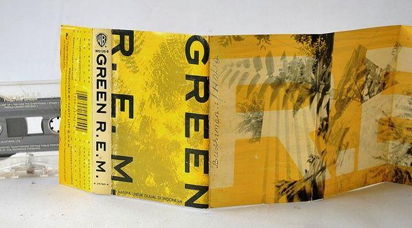 R.E.M -- Green