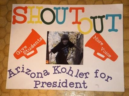 Running for Student Council