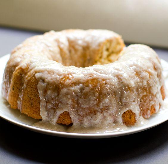 Coconut Bundt Cake. Moist. Glazed. Vegan. - Healthy. Happy. Life.