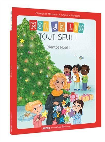 Bientôt Noël ! - CLÉMENCE MASTEAU