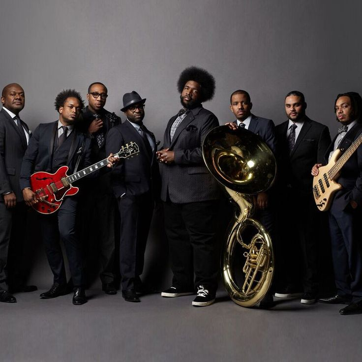 The Roots - Newport Jazz Festival