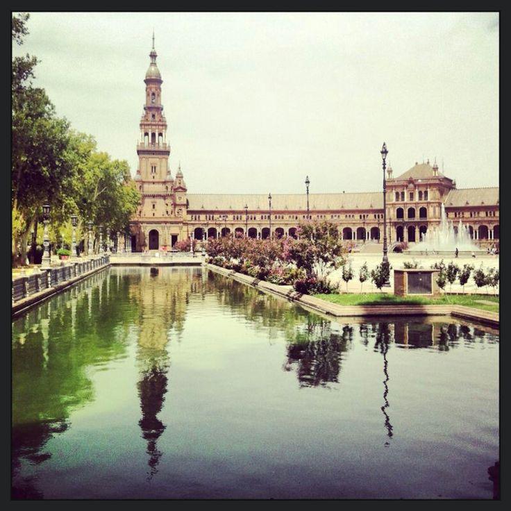 Plaza España- Sevilla