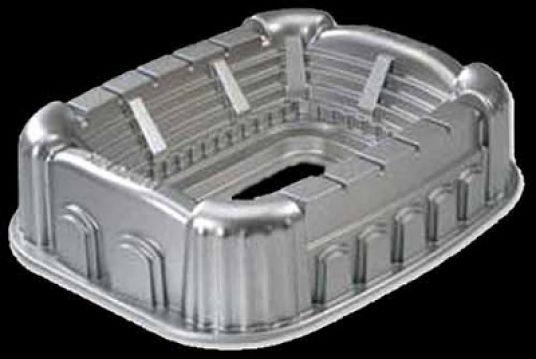 Football Stadium Cake Pan Wilton Cake Pans Pinterest