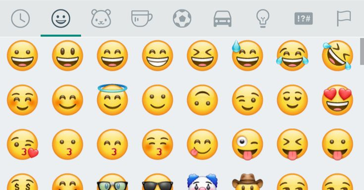 Emojis do Whatsapp ganham novo design para Android
