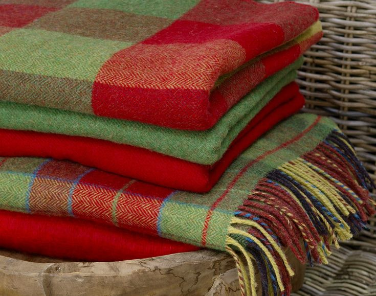 Foxford Rugs... made in Ireland. Love these.