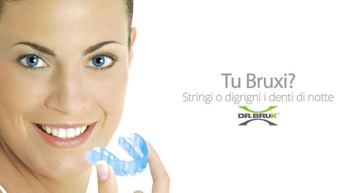 Dr.Brux® è il bite #innovativo e #automodellante! La soluzione più efficace, economica e veloce per combattere il bruxismo e proteggere i tuoi denti ed il tuo sorriso.  Puoi utilizzare anche il bite anti-stress e quello adatto ad incrementare la performance sportiva! Clicca e scopri subito la novità >> http://www.farmaciaigea.com/579_brux
