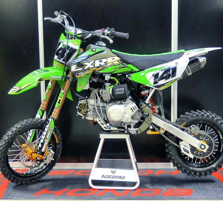 pit bike Piststerpro lxr 150 RR 2013