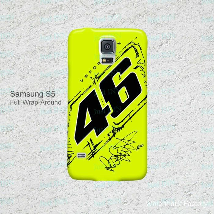 Valentino Rossi VR|46 Samsung S5 Case