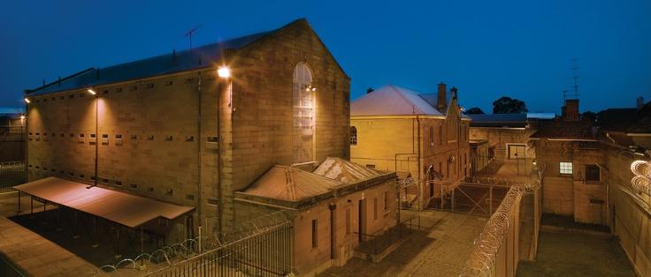 The Historic Maitland Gaol