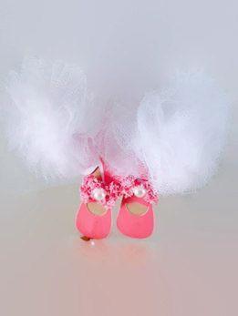 Ballerina Party - Ballerina Tutu - Tutu Cupcake Picks - Tutu Picks - Tutu Party Decorations - Tutu Party Favors - Tutu Party - Set of 10